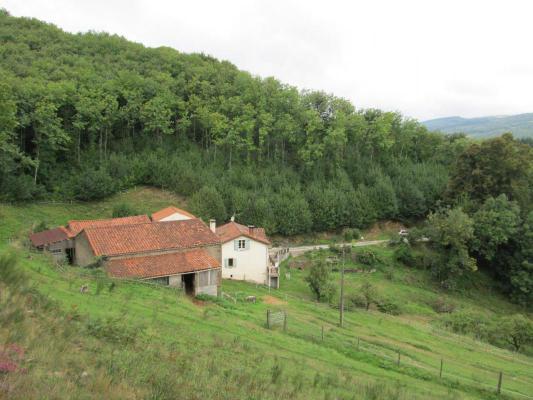 Frankrijk ~ Languedoc-Roussillon ~ 34 - Hérault - (Woon)boerderij