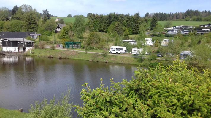 Duitsland ~ Rheinland-Pfalz ~ Eifel - Camping