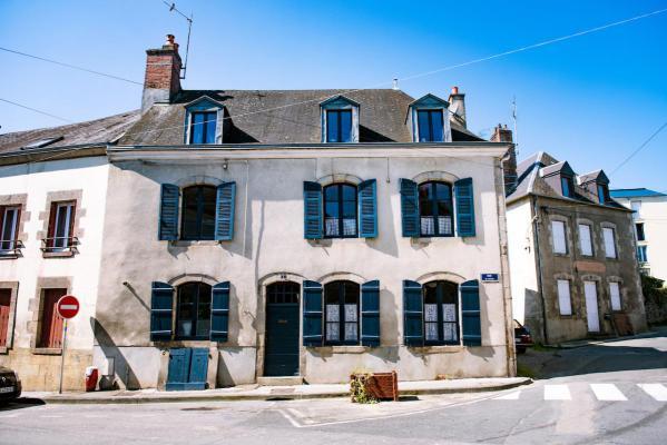 Frankrijk ~ Limousin ~ 23 - Creuse - Stadswoning