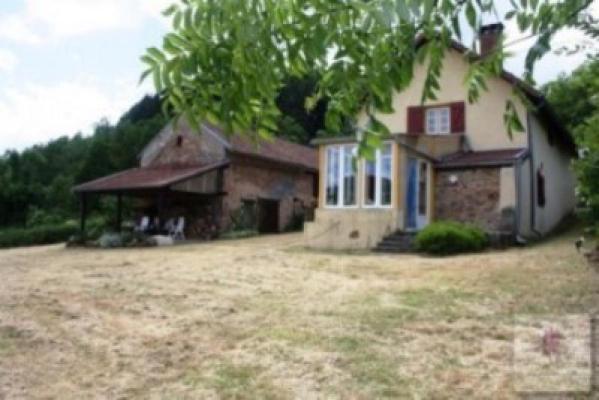 Maison de Campagne te koop in Frankrijk - Auvergne - Allier - Le Breuil - € 135.000
