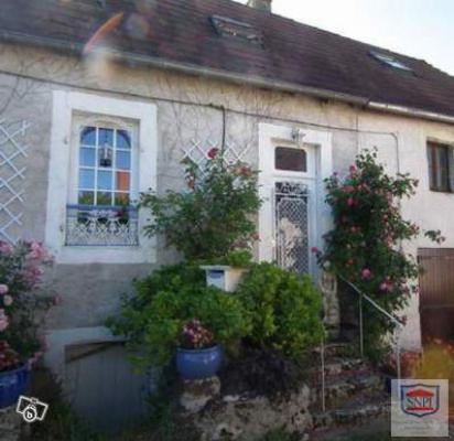 Frankrijk ~ Auvergne ~ 03 - Allier - Halfvrijstaand