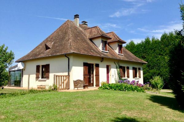Frankrijk ~ Aquitaine ~ 24 - Dordogne - Landhuis