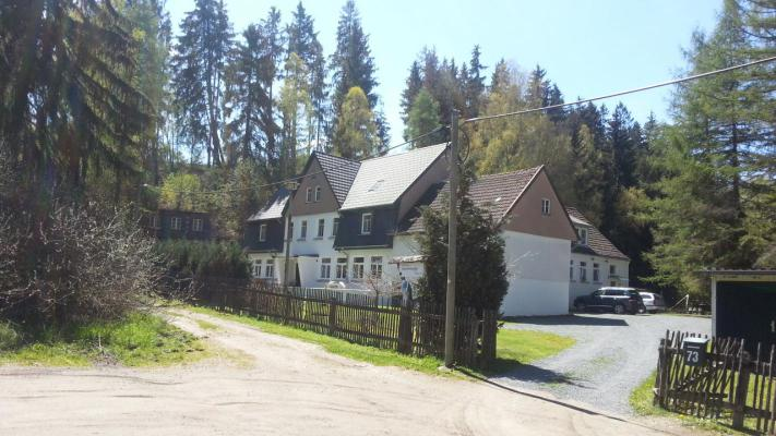 Duitsland ~ Sachsen-Anhalt ~ Harz - B & B / Pension