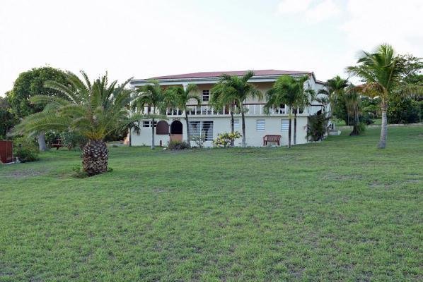 Antillen ~ Sint Eustatius - Villa