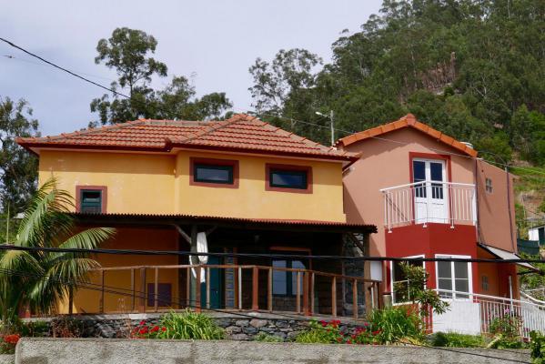 Portugal ~ Madeira ~ Ribeira Brava - Vakantiehuis
