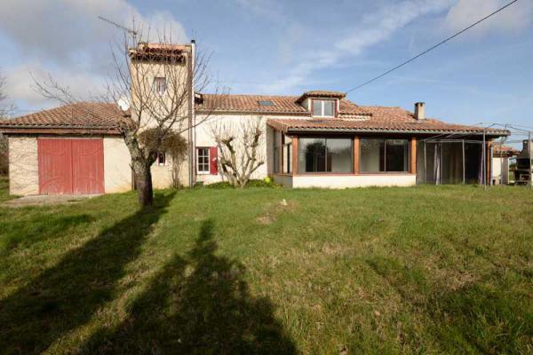 Frankrijk ~ Aquitaine ~ 47 - Lot-et-Garonne - Landhuis