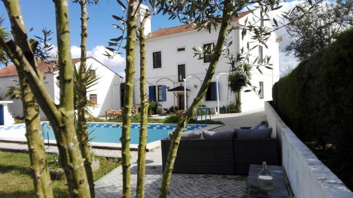 Portugal ~ Santarém ~ Ferreira do Zêzere - Landhuis