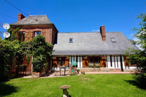 Frankrijk ~ Haute-Normandie ~ 27 - Eure - Landhuis