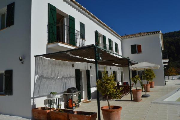 Spanje ~ Andalusië ~ Granada ~ Binnenland - Villa