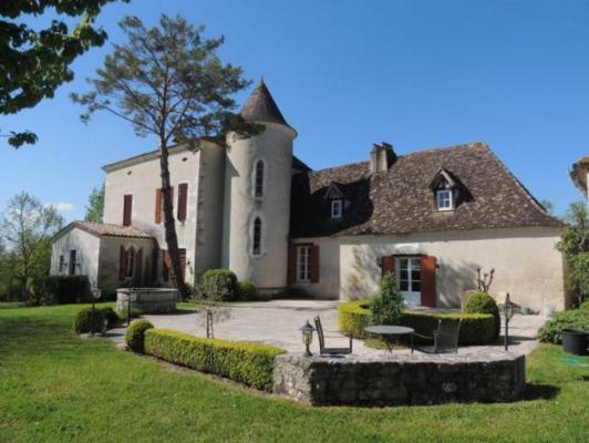 Frankrijk ~ Aquitaine ~ 24 - Dordogne - Kasteel