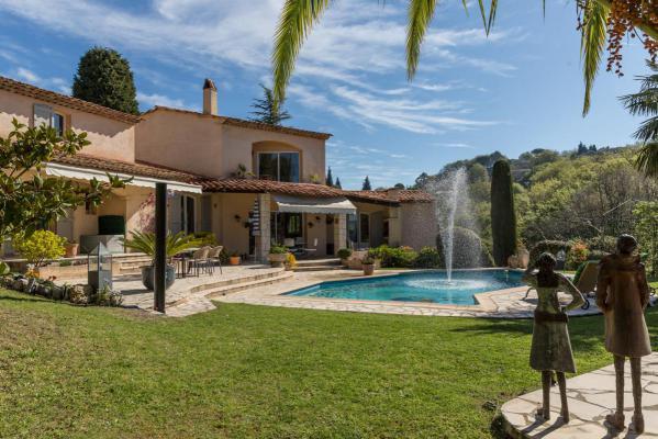 Frankrijk ~ Provence-Alpes-C�te d'Azur ~ 06 - Alpes-Maritimes - Villa