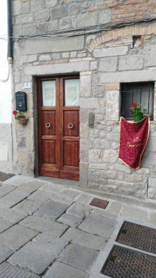 Italië ~ Toscane - Appartement
