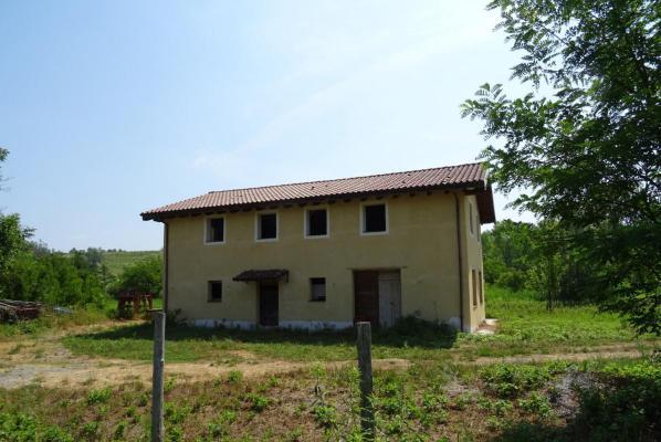 Italië ~ Piemonte - Villa
