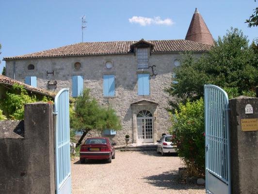 Frankrijk ~ Aquitaine ~ 47 - Lot-et-Garonne - Kasteel