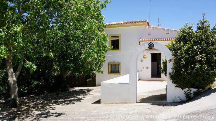 Spanje ~ Andalusi� ~ M�laga ~ Kust - Landhuis