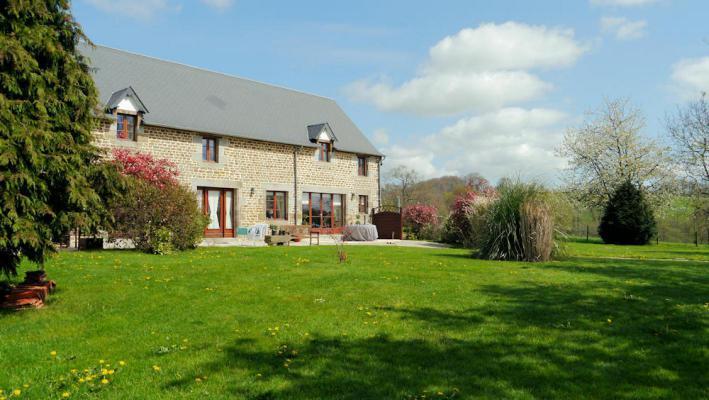Frankrijk ~ Basse-Normandie ~ 50 - Manche - (Woon)boerderij