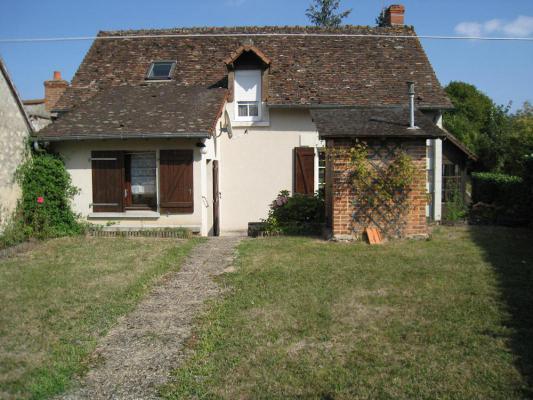 Frankrijk ~ Centre ~ 37 - Indre-et-Loire - Hoekwoning