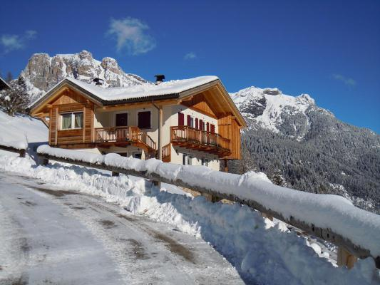 Italië ~ Trentino Alto Adige - Chalet