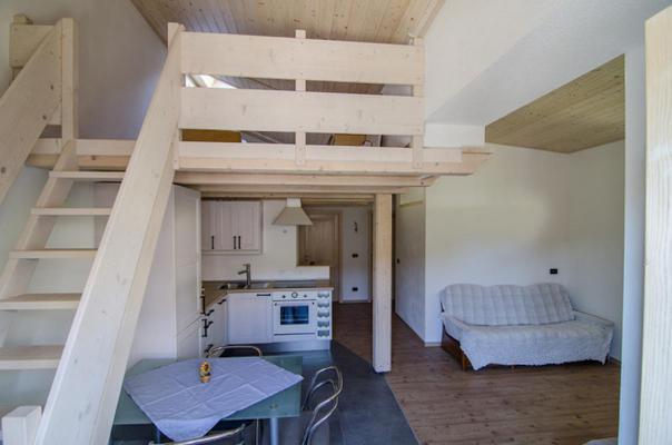 Italië ~ Trentino Alto Adige - Appartement