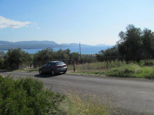 Bouwgrond te koop in Griekenland - Peloponnese - Kamaria - € 65.000