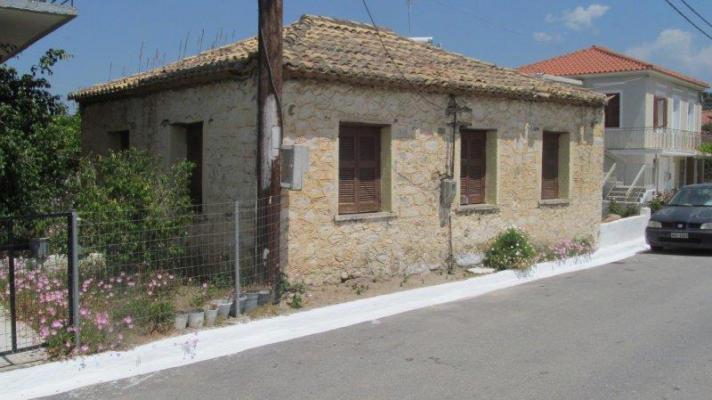 Griekenland ~ Peloponnese - Renovatie-object