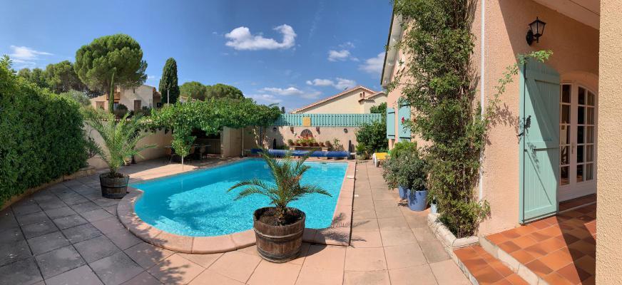 Frankrijk ~ Languedoc-Roussillon ~ 34 - Hérault - Villa