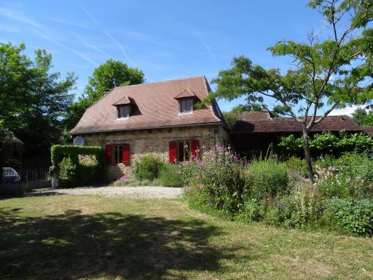 Maison en pierre te koop in Frankrijk - Aquitaine - Dordogne - Payzac - € 225.000