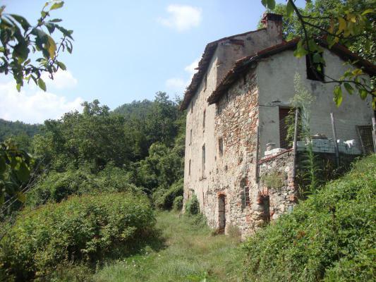 Italië ~ Ligurië - Renovatie-object