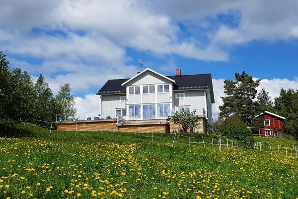Zweden ~ Norrland (NOORD) ~ J�mtlands l�n - (Woon)boerderij