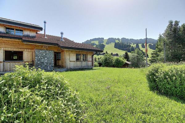 Zwitserland ~ Vaud / Waadt - Chalet