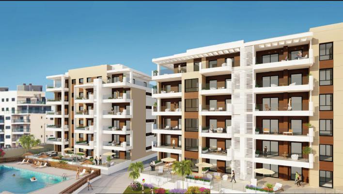 Appartement te koop in Spanje - Valencia (Regio) - Costa Blanca - Mil Palmeras - € 305.000