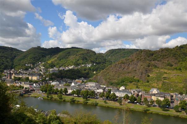 Duitsland-Nordrhein-Westfalen-Niederrhein-Cochem