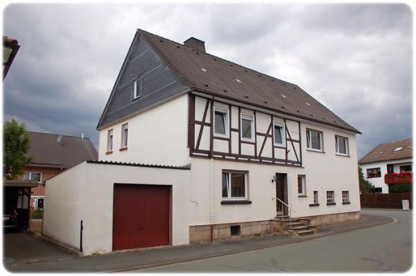 Duitsland ~ Hessen ~ Sauerland - Woonhuis