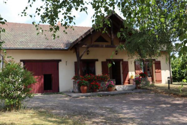 Maison de Campagne te koop in Frankrijk - Bourgogne - Saône-et-Loire - La Grande Verriere - € 139.000