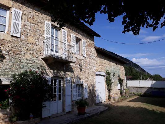 Frankrijk ~ Rhône-Alpes ~ 01 - Ain - Vakantiehuis