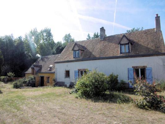 Frankrijk ~ Pays de la Loire ~ 72 - Sarthe - Maison de Caract�re