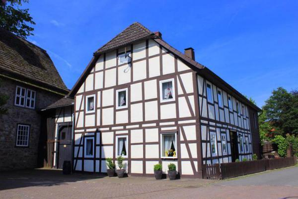 Duitsland ~ Nedersachsen ~ Weserbergland - Woonhuis