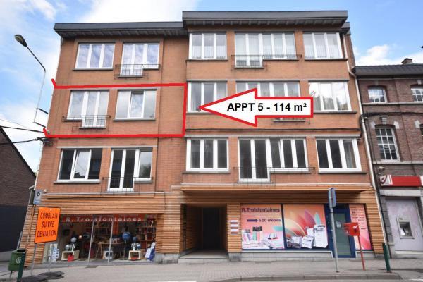 Appartement te koop in België - Wallonië - Prov. Luik / Eifel - AYWAILLE - € 210.000