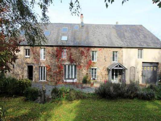 Frankrijk ~ Basse-Normandie ~ 50 - Manche - Landhuis
