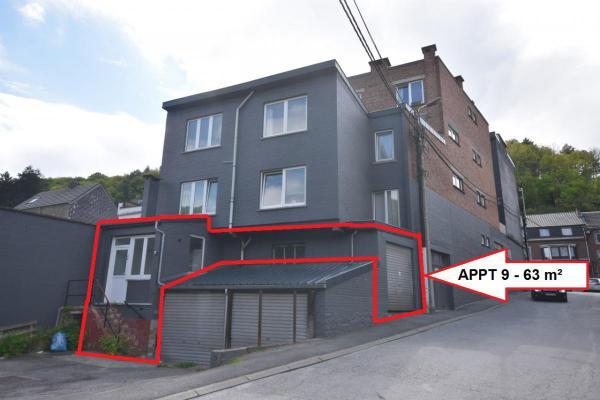 België ~ Wallonië ~ Prov. Luik / Eifel - Appartement
