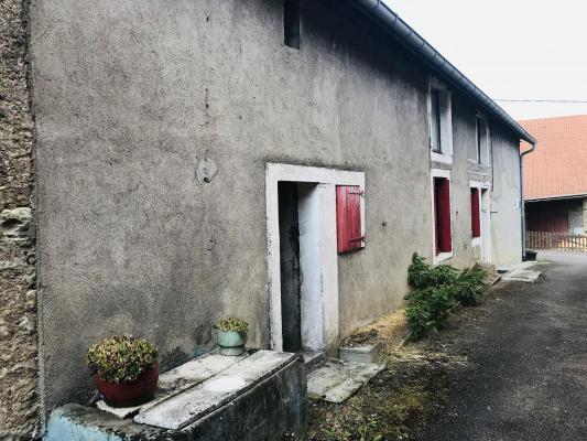 Frankrijk ~ Franche-Comté ~ 70 - Haute-Saône - Halfvrijstaand