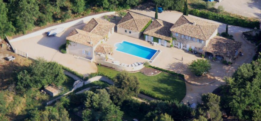 Frankrijk ~ Provence-Alpes-Côte d'Azur ~ 13 - Bouches-du-Rhône - Villa