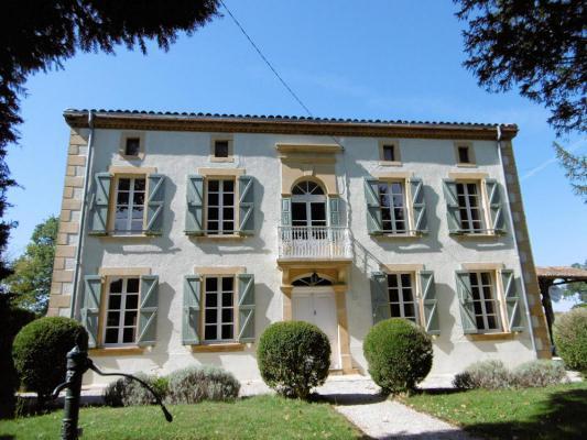 Frankrijk ~ Midi-Pyrénées ~ 31 - Haute-Garonne - Landhuis