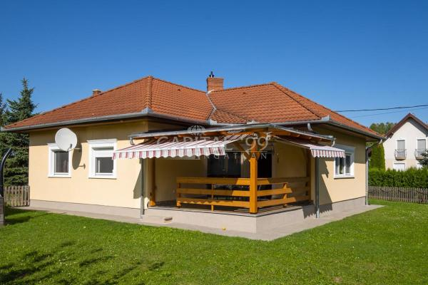 Hongarije ~ Pannonia (West) ~ Balaton - Bungalow
