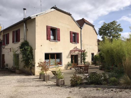 Frankrijk ~ Franche-Comté ~ 70 - Haute-Saône - B & B / Pension