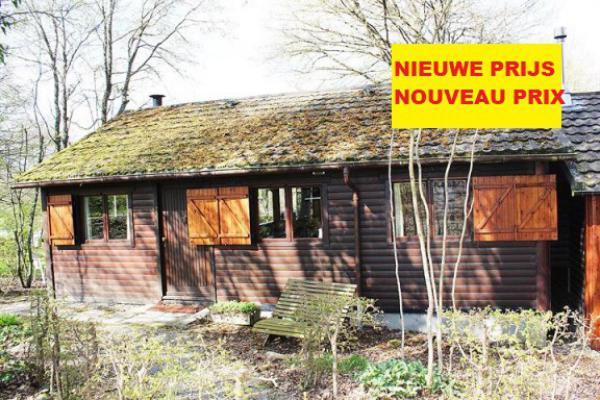 België ~ Wallonië ~ Prov. Luxemburg / Ardennen - Chalet