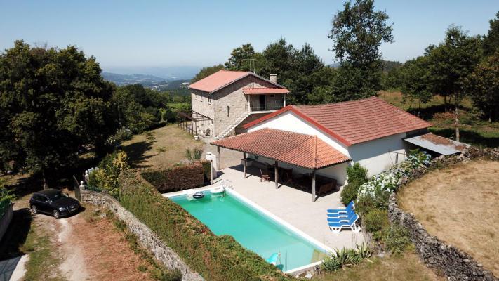 Portugal ~ Costa Verde ~ Braga ~ Vieira do Minho - Vakantiehuis