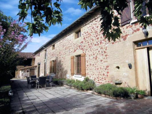 Frankrijk ~ Poitou-Charentes ~ 86 - Vienne - Landhuis