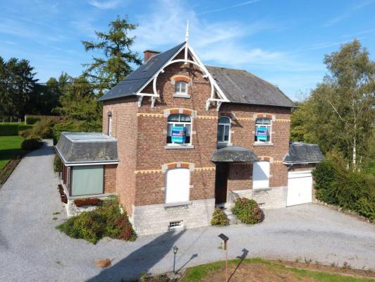 Villa te koop in België - Wallonië - Prov. Luxemburg / Ardennen - TOHOGNE - € 349.000