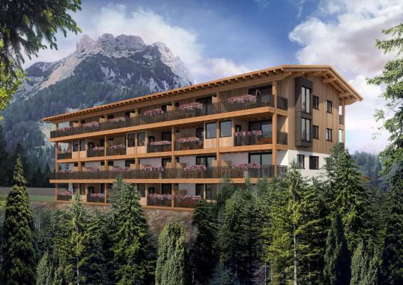 Appartement te koop in Oostenrijk - Karinthië - Nassfeld Ski Arena - € 375.000